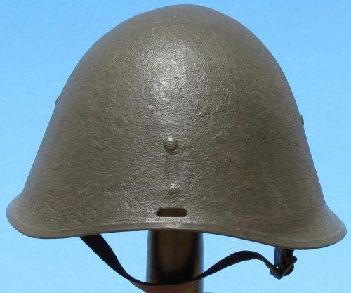 Стальной пехотный шлем M1923.