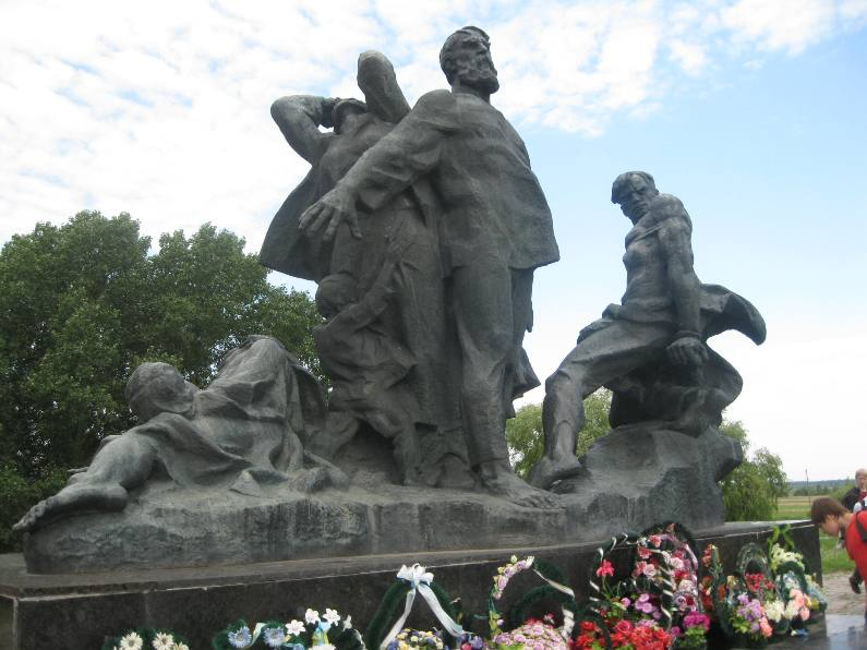 Мемориал в Кортелисах.