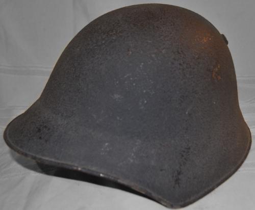 Пехотный стальной шлем М18/40.