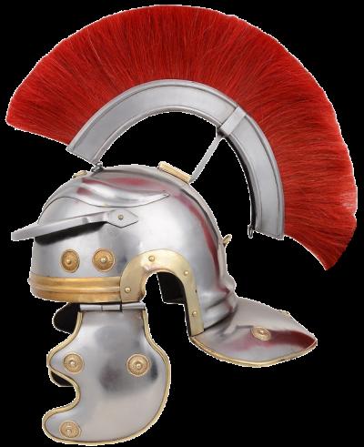 Реплика шлема римского центуриона II в. н. э.