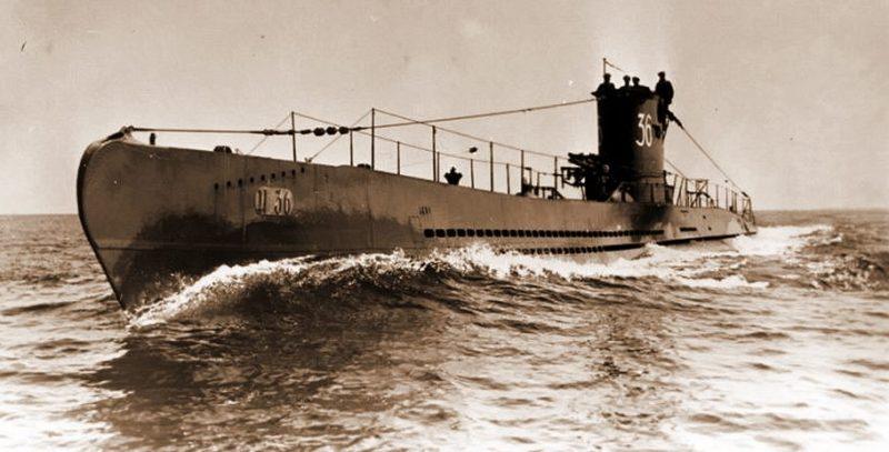 Основная ударная сила «волчьих стай» - подводная лодка VII серии, которых было построено 703 единицы 10-ти различных модификаций.