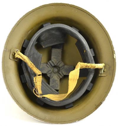 Каска гражданской обороны.