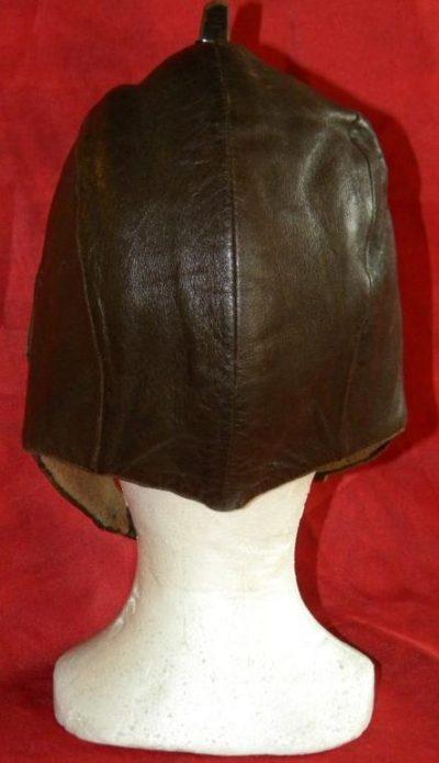 Кожаные шлемы.