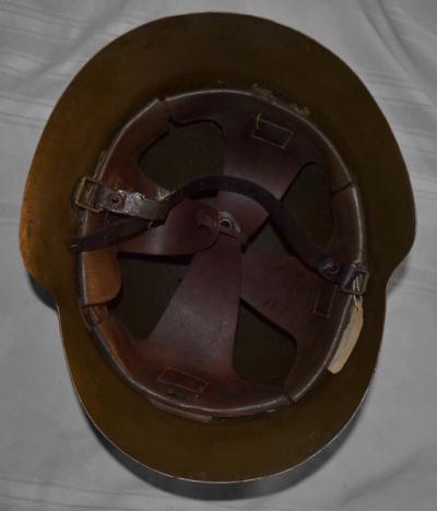 Гражданская стальная каска М34 (М38).