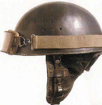 Мотоциклетный шлем WZ.40.