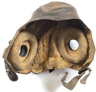 Кожаный летний шлемофон типа С образца 1941 года.