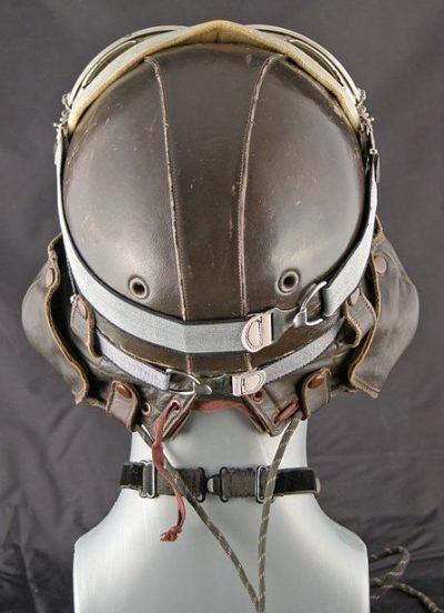 Кожаный летний шлемофон Type 11 образца 1939 года.