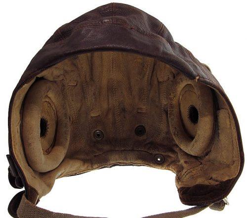 Шлемофоны кожаные летние типа В.