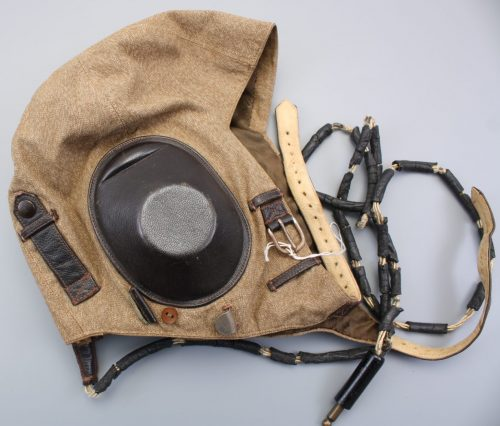 Летние шлемофоны LKp.S.101 из брезента.