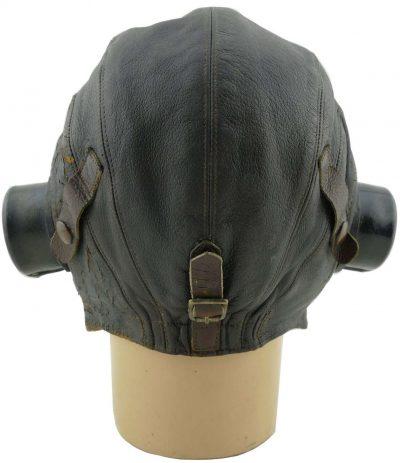 Шлемофон кожаный летний типа С.