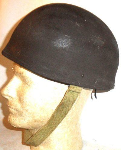 Шлем танкиста из стали.