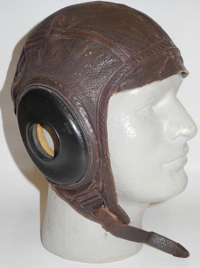 Кожаный шлемофон AN-H-11А.