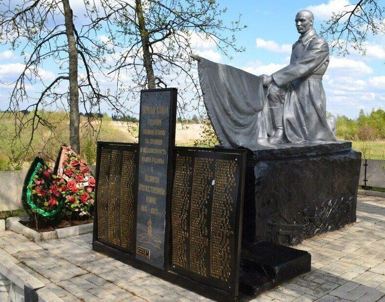д. Дорохи Нелидовского городского округа. Братская могила советских воинов.