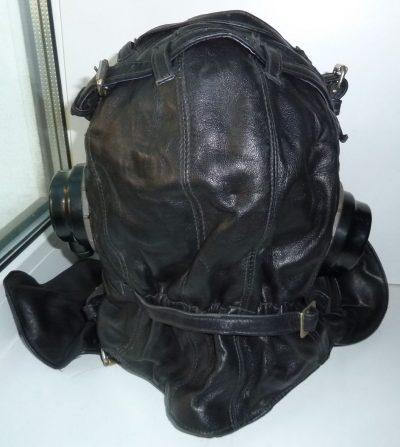 Кожаные шлемы моряка-катерника и подводника.