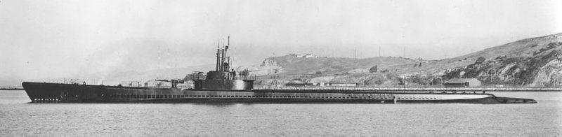 Подводная лодка «Tang».
