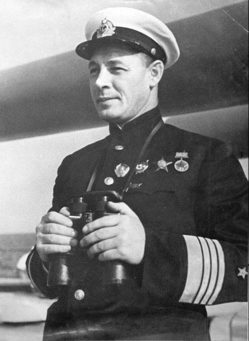 Народный комиссар Военно-морского флота СССР Н. Г. Кузнецов. 1939 г.