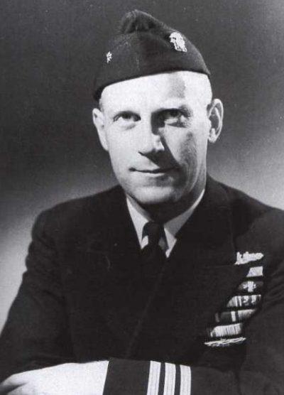 Ричард О'Кейн - командир подводной лодки США «Tang» (SS-306).