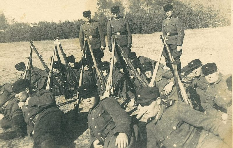Охранники лагеря «Собибор».