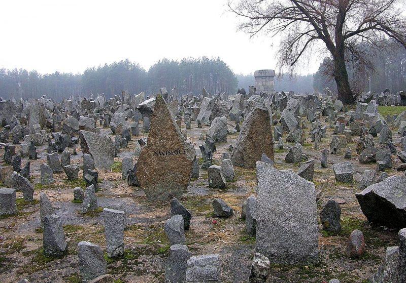 Мемориал в Треблинке-2.