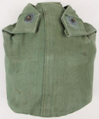 Брезентовый чехол для фляги образца 1944 года.