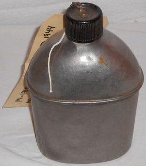 Стальная фляга образца 1942 года.
