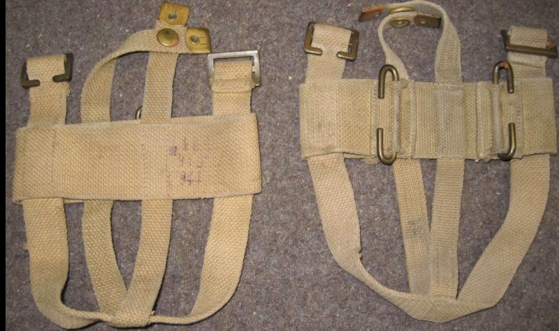 Ременное крепление фляги для переноски на поясном ремне.