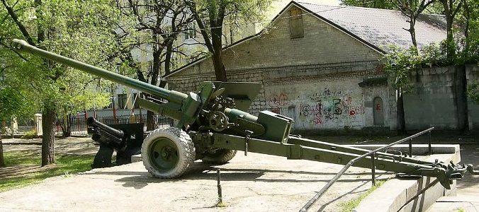 100-мм орудие БС-3.