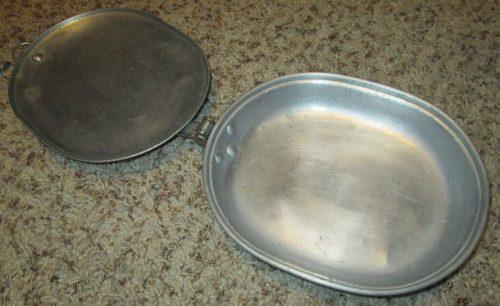 Армейский набор посуды М-1910.