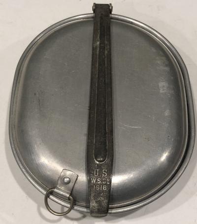 Армейский набор посуды М-1918.