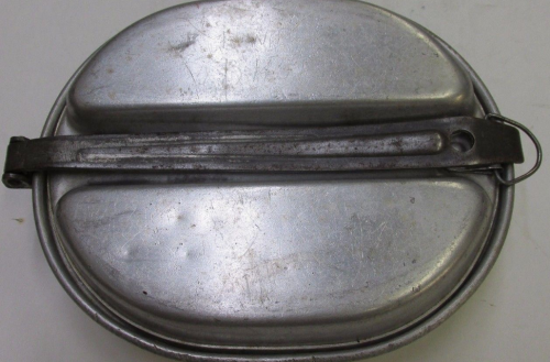 Армейский алюминиевый набор посуды М-1932.
