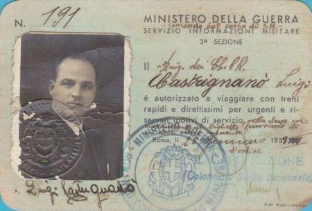 Спецслужбы на войне   Италия