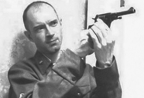 Николай Павленко в начале войны.