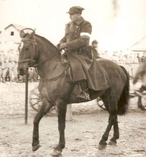 Грациан (Щербец) Фруг, командующий 3-й Виленской бригады АК.