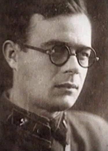 Николай Павленко в годы войны.