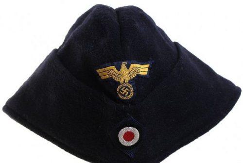 Пилотка рядового состава Кригсмарине.