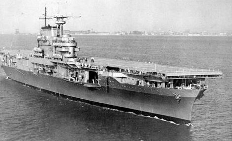 Авианосец «Hornet». 1942 г.