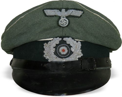 Фуражка унтер-офицера пехоты с мягким верхом.