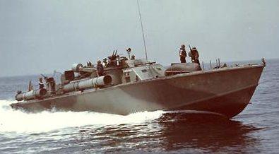 Торпедный катер PT-332 у Нью-Йорка. Август 1943 г.