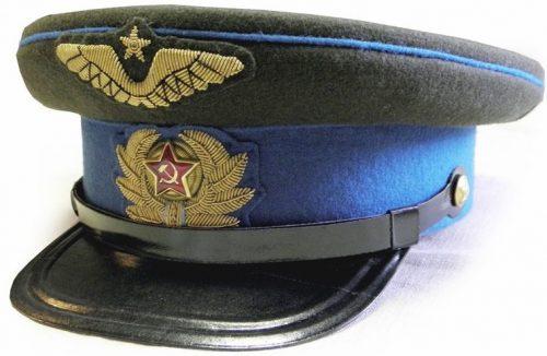 Фуражка суконная комначсостава ВВС РККА образца 1940 года.