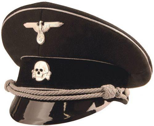 Фуражка офицера СС.
