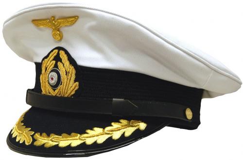 Фуражка офицеров Кригсмарине.