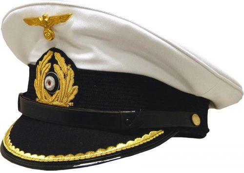 Фуражка офицера-подводника Кригсмарине.
