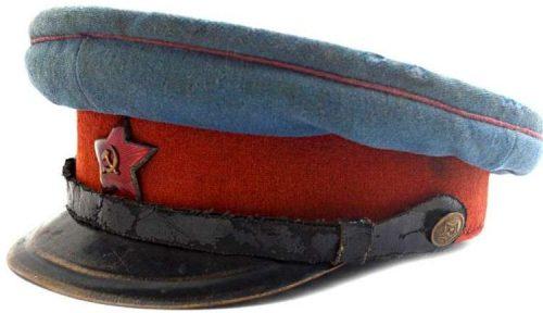 Фуражка начсостава НКВД образца 1941 г.