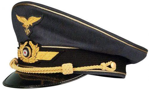 Фуражка генерала Люфтваффе.