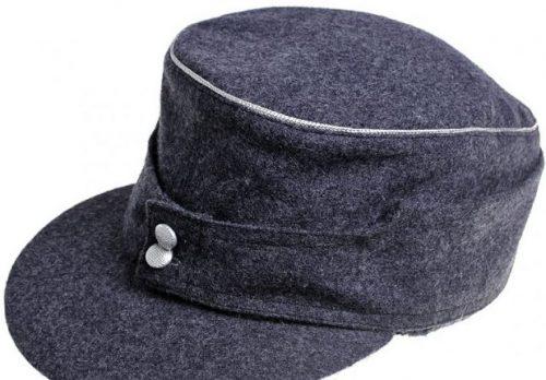 Кепи из сукна офицера Люфтваффе образца 1943 года.