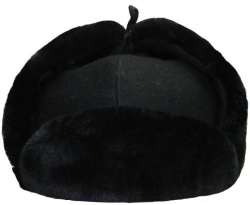 Шапка-ушанка рядового, младшего начальствующего и комначсостава ВМС РККА и Морпогранохраны НКВД образца 1934 года.