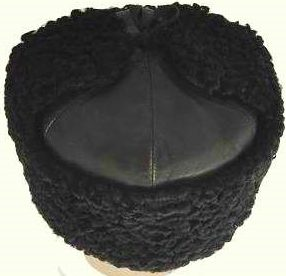 Каракулевая шапка для начсостава ВМФ образца 1939 г.