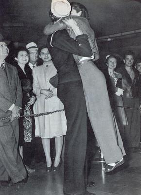 Возвращение домой. 1945 г.