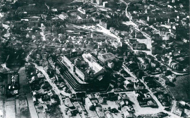Довоенный Люблин. 1939 г.