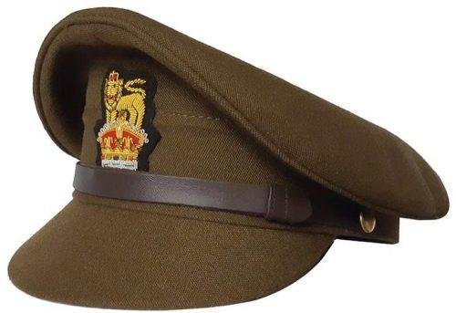 Фуражка генерала британской армии.